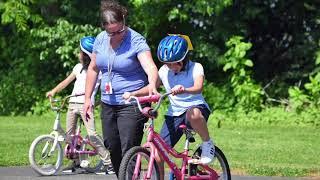 4th Grade Bike Training