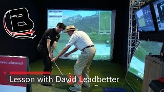 My Lesson with David Leadbetter
