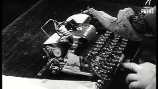 Old Typewriters (1950)