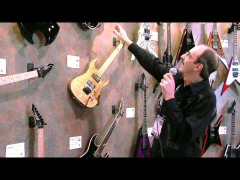BC Rich Guitars - Zoltan Bathory of Five Finger Death Punch - NAMM Show 2010 - Day 2 Coverage