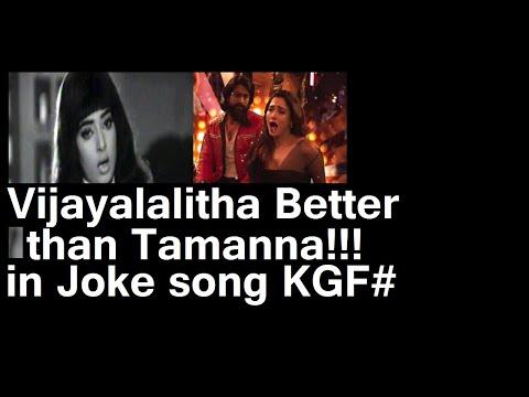 Jokae Video Song Remix | KGF Kannada | Yash | Tamannaah | Prashanth Neel | Hombale Films|