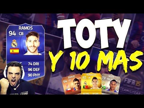 FIFA 15 | TOTY Y 10 MAS | Sergio Ramos