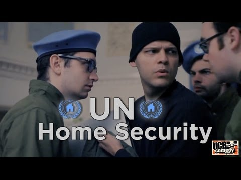 UN Home Security: a COMMERCIAL PARODY from UCB Comedy