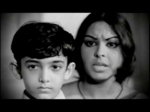 Aamir Khan's childhood days