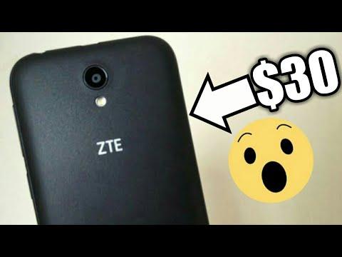 ¿El teléfono más barato en Latinoamérica? - ZTE Blade L110