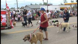 July 4th - Fort St. John Canada Day Parade