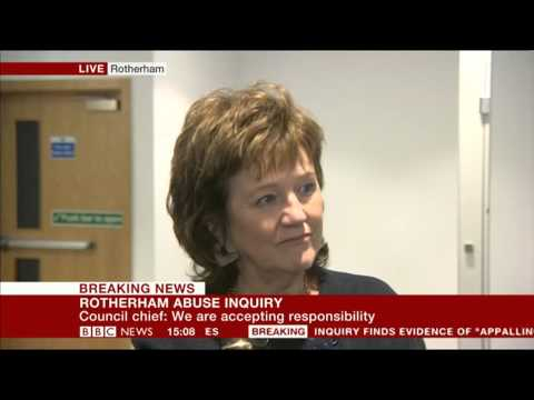 Britain's Child Sex Rings- 1400 Children Exploited In Rotherham video