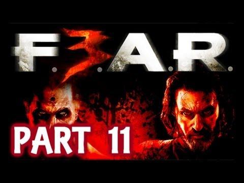 Fear 3 Walkthrough With Live Commentary Part 11 ( FEAR 3 F3AR ) 2011 – Suburbs