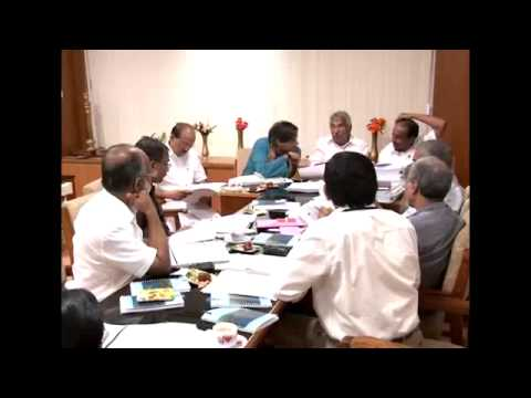 Vizhinjam port   Board Meeting with Kerala Chief Minister Oommen Chandy