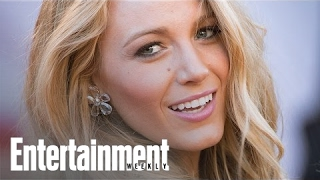 Blake Lively Reveals Sweet Ryan Reynolds Video & Her Ultimate Burger Hack | Entertainment Weekly