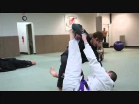 Athletic Body Care: Breaking Down the Spider Guard w/ Jared Nathanson Image 1