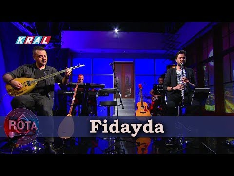 Ahmet Koç & Serkan Çağrı - Fidayda | ROTA