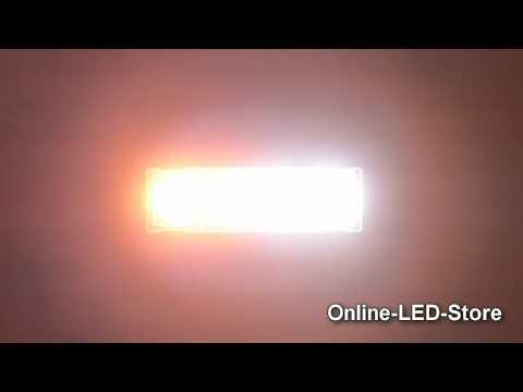 LAMPHUS® SolarBlast™ 4W LED Emergency Vehicle Strobe Warning Lighthead
