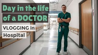 Day in the life of a DOCTOR:  VLOGGING IN HOSPITAL (+ Gallbladder stuff)
