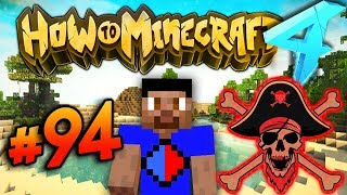 THE VEILED KEY! - HOW TO MINECRAFT S4 #94