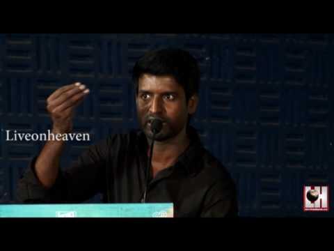 Velainu Vandhutta Vellaikaaran Press Meet | Soori Speech