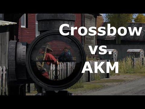 Crossbow vs AKM