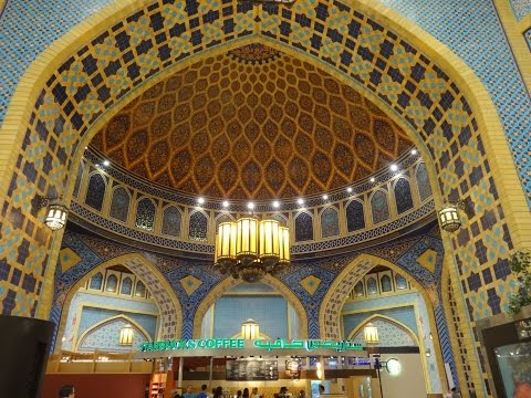 The Ibn Battuta Mall - Dubai, UAE