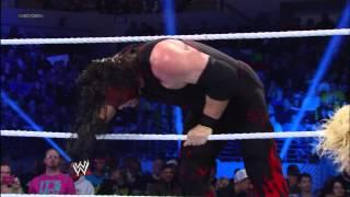 Kane vs. Dolph Ziggler: SmackDown, March 15, 2013