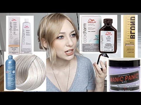 ABOUT BLONDE TONERS   Wella. Manic Panic. Redken & more!   MY EXPERIENCES & FAVS