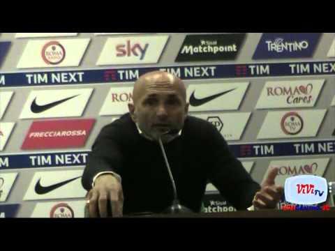 Conferenza Stampa Roma Torino SPALLETTI 20042016