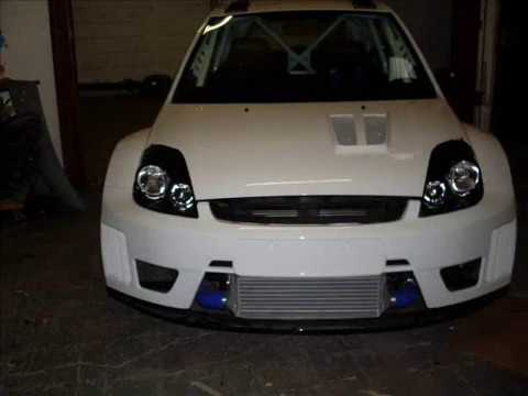 Ford Fiesta Rs Turbo 2011. Sunny#39;s Fiesta Rs Turbo doing