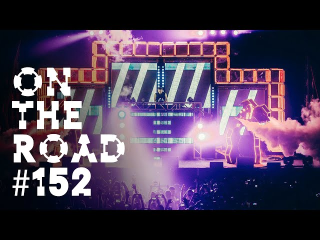 Neon Future Experience Chicago - On the Road w/ Steve Aoki #152