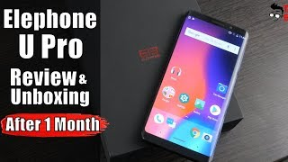 Elephone U Pro REVIEW After the Hype: 1 Month Later - Should You Buy This Phone?