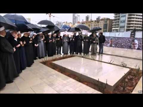 Rafik Hariri: Lebanon marks 10th anniversary of death