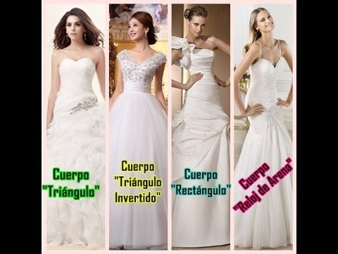 Peinado segun tu vestido de novia