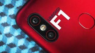 El teléfono más BARATO pero MÁS POTENTE: Umidigi F1  |  Unboxing en Español