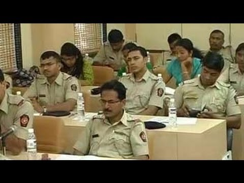 Pune Police Learn To Talk About Sex video