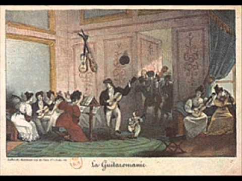 Napoleon Coste - Great Serenade
