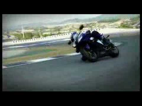 2008 Yamaha YZF-R6 Video