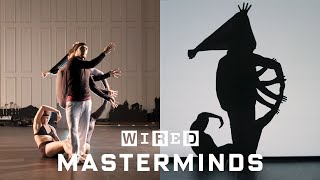 Amazing Illusions: Using Human Bodies to Create Shadow Dances | WIRED