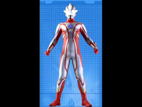 Ultraman Mebius Theme (2006-2007) video