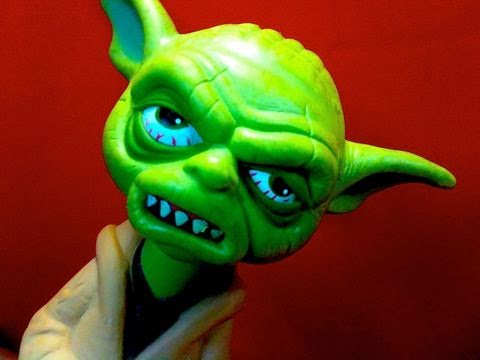 Star Wars ZOMBIES? BIZARRE TOYS? Halloween 2010 Review Mike Mozart TheToyChannel