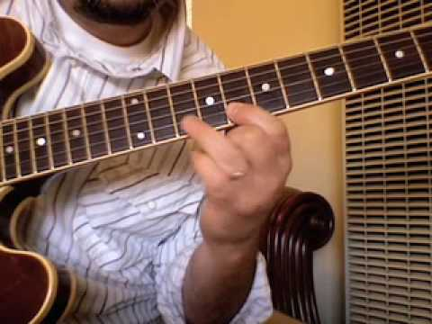Learn To Play Lead Blues Guitar - Expanding The Pentatonic With The Root On