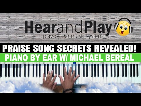 Mike Bereal Praise Songs Secrets Revealed WIth The 2-5-1 Progression!