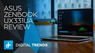 Asus ZenBook UX331UA - Hands On Review -The Best Laptop Under $1000