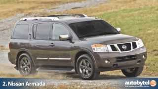 10 of the Best Seven Seater SUVs - Autobytel's 7 Passenger SUV List