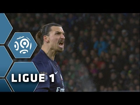 But Zlatan IBRAHIMOVIC (61' pen) / AS Saint-Etienne - Paris Saint-Germain (0-1) -  (ASSE-PSG) / 2015