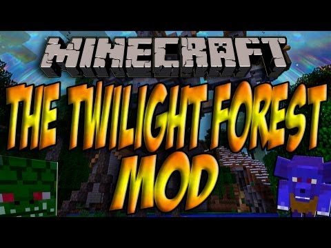 Minecraft 1.5.1 - Como Instalar THE TWILIGHT FOREST MOD - ESPAÑOL [HD] 1080p