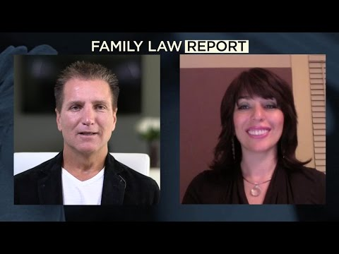 Family Law Report - Susan Settenbrino - Part 1 - Misconduct by Judges