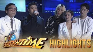 It's Showtime: Rico J. Puno as a father