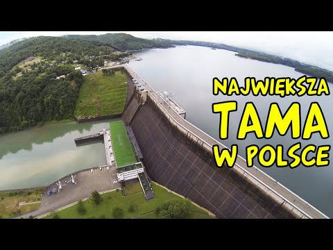 Największa budowla hydrotechniczna w Polsce