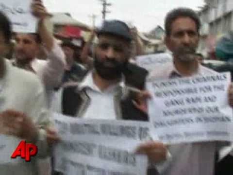 At Least 4 Die in Anti-India Protest in Kashmir