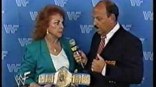 Fabulous Moolah Interview [1987-05-31]