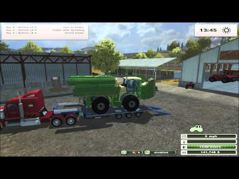 Farming Simulator 2013 westbridge hills series pt2