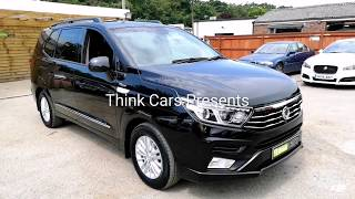 Think Cars - SsangYong Turismo NEW CAR